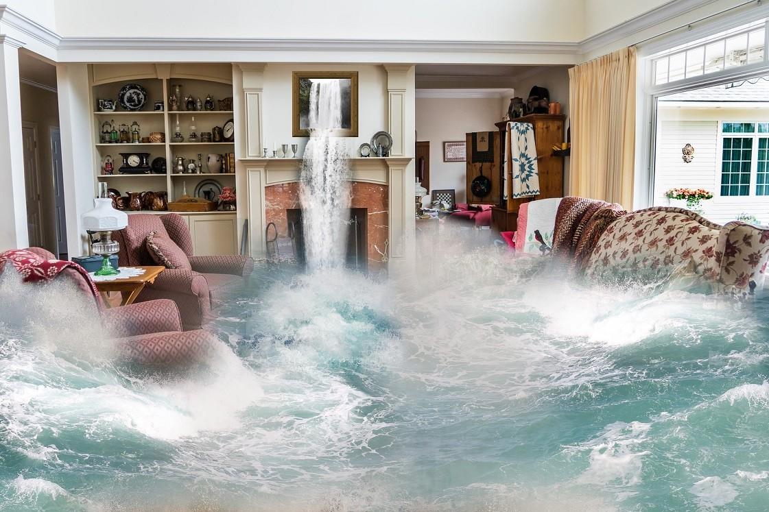 Armcyetu Huis Onder Water