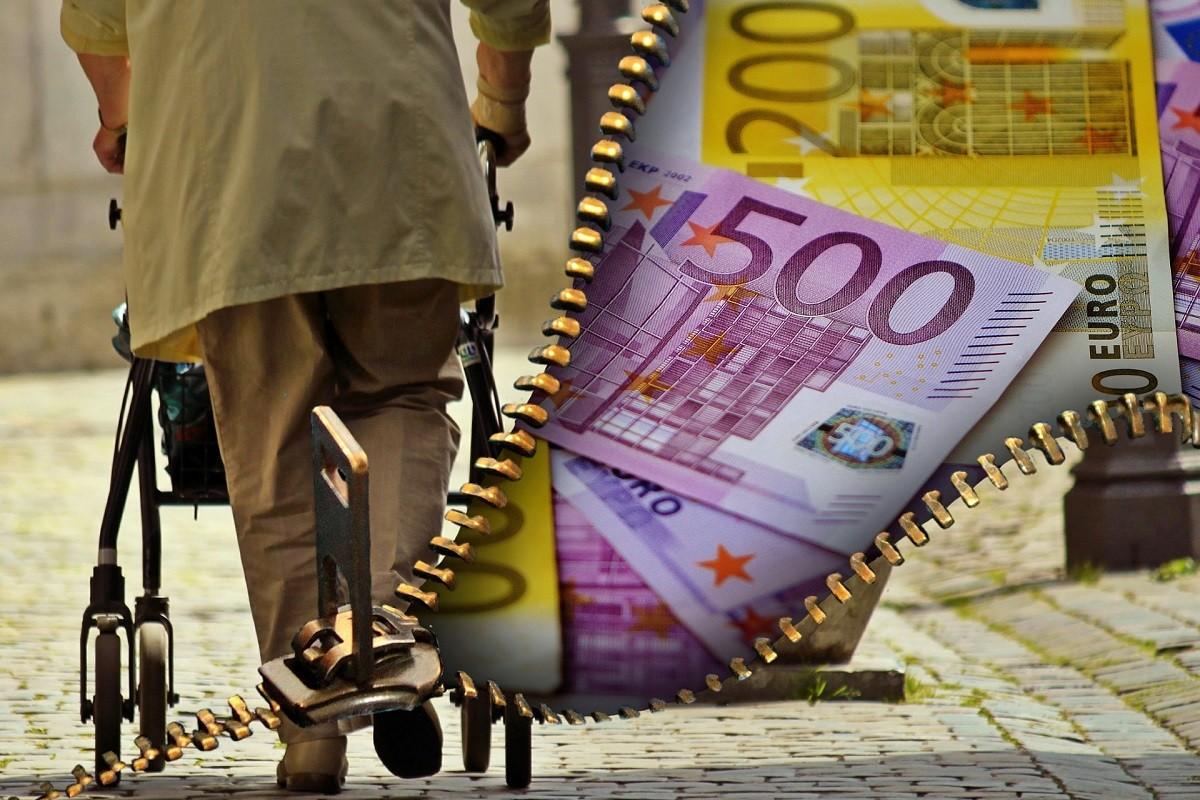 34tkbfrh Pensioen Euro