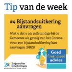 Tip van de week #4