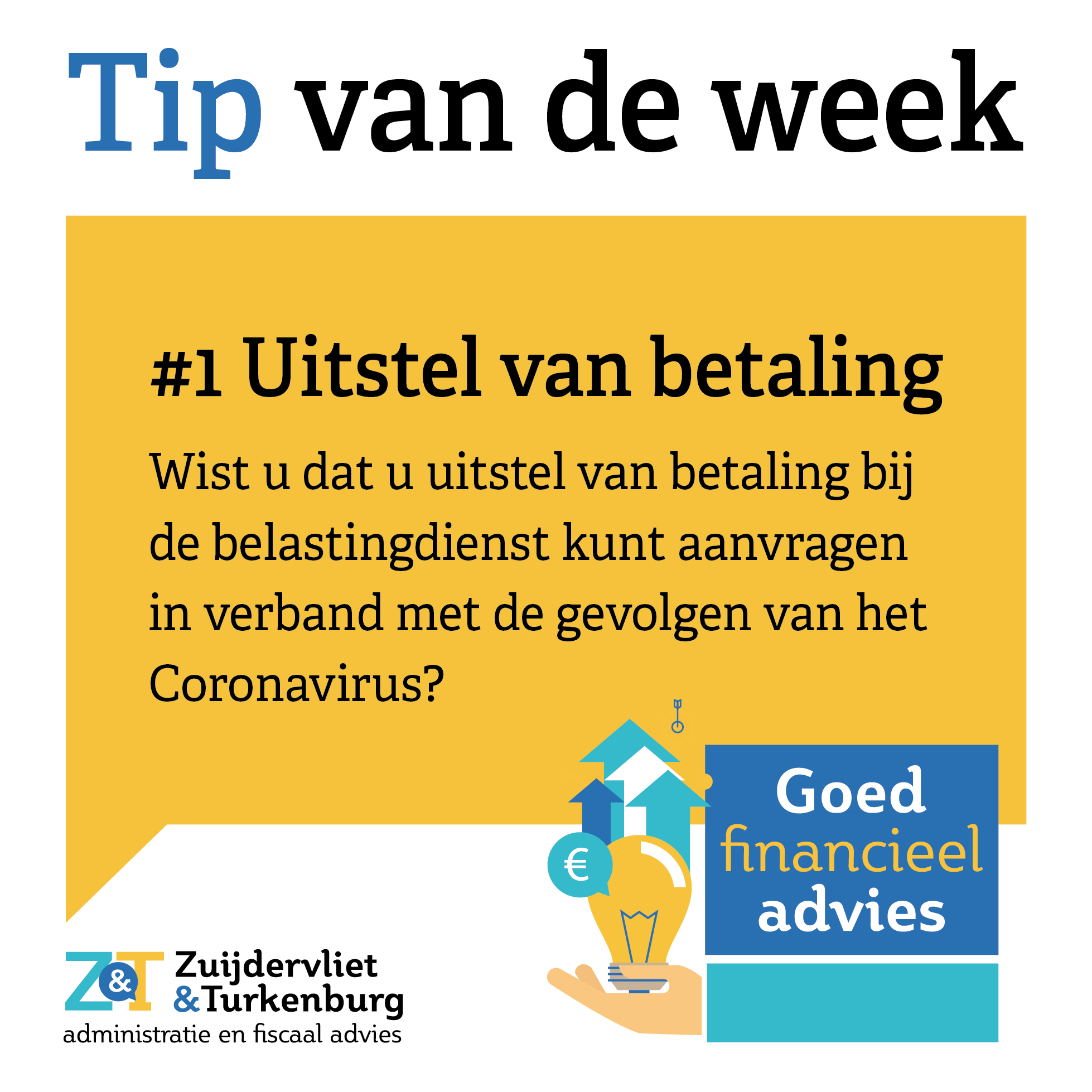 Zuijdervliet & Turkenburg Tips Social Media Tip 1