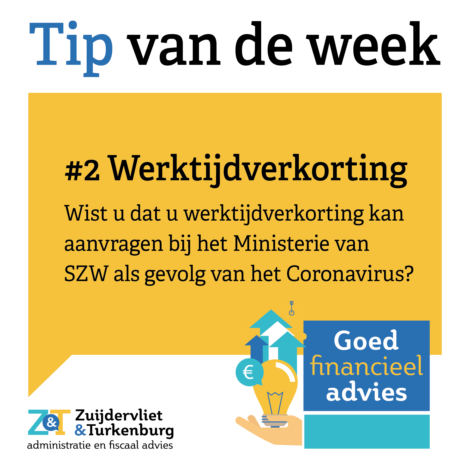 Zuijdervliet & Turkenburg Tips Social Media Tip 2