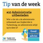 Tip van de week #10