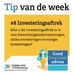 Tip van de week #8