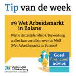 Tip van de week #9