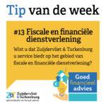 Tip van de week #13