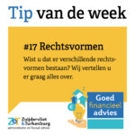Tip van de week #17