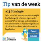 Tip van de week #23