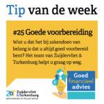 Tip van de week #25