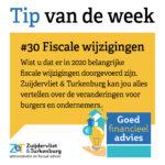 Tip van de week #30
